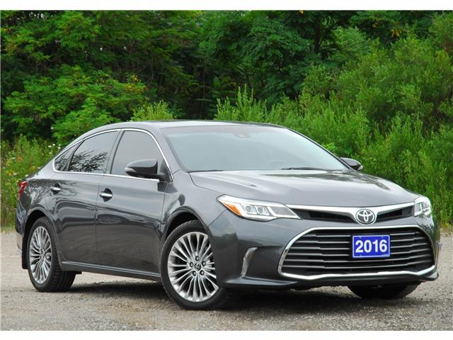 2016 Toyota Avalon Limited (Stk: OP3883) in Kitchener - Image 1 of 16
