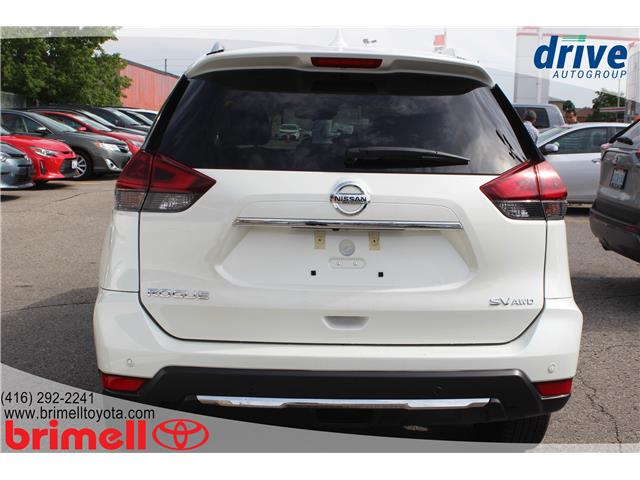 2019 Nissan Rogue SV (Stk: 9913R) in Scarborough - Image 8 of 33