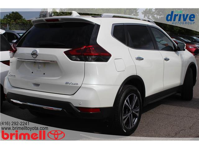 2019 Nissan Rogue SV (Stk: 9913R) in Scarborough - Image 9 of 33