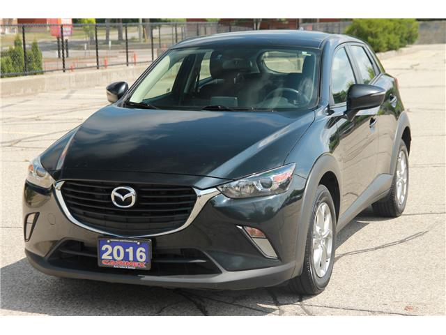 2016 Mazda CX-3 GS (Stk: 1908333) in Waterloo - Image 1 of 28