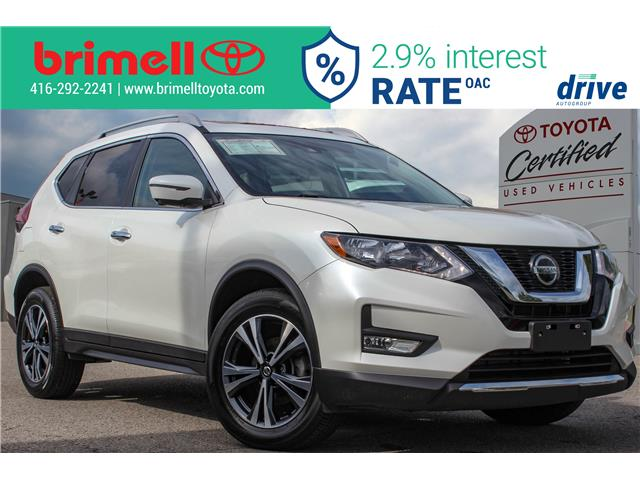 2019 Nissan Rogue SV 5N1AT2MV8KC708152 9913R in Scarborough