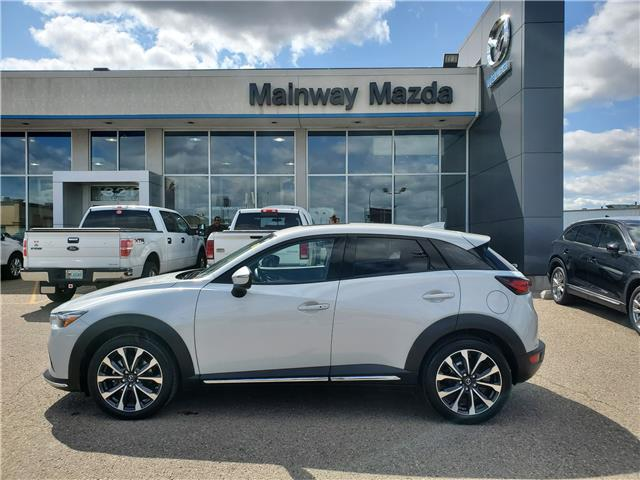 2019 Mazda CX-3 GT (Stk: M19200A) in Saskatoon - Image 1 of 26