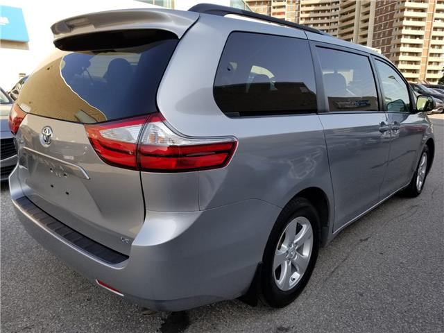 2015 Toyota Sienna LE 8 Passenger (Stk: ) in Concord - Image 4 of 21