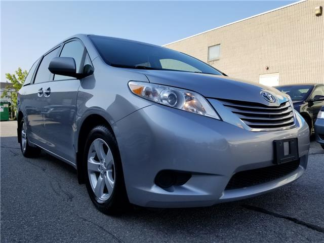 2015 Toyota Sienna LE 8 Passenger (Stk: ) in Concord - Image 3 of 21