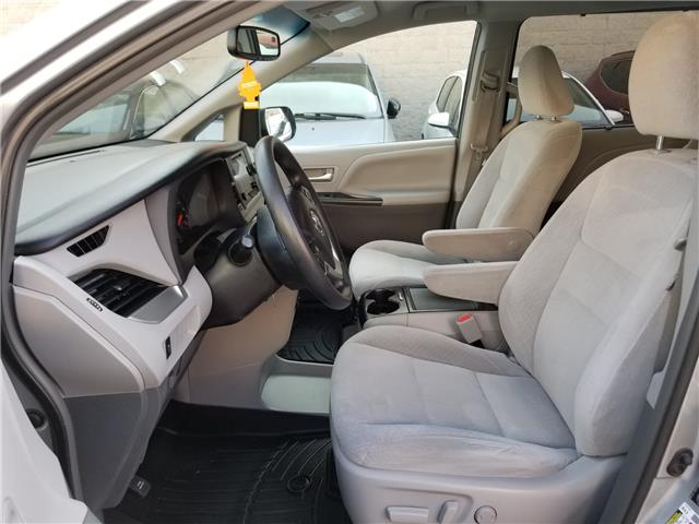 2015 Toyota Sienna LE 8 Passenger (Stk: ) in Concord - Image 12 of 21