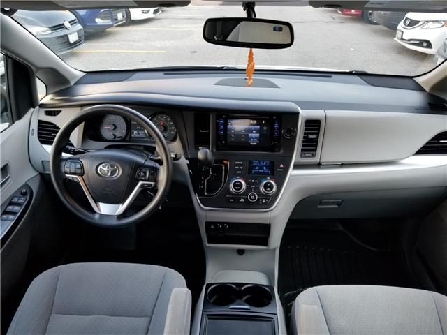 2015 Toyota Sienna LE 8 Passenger (Stk: ) in Concord - Image 17 of 21