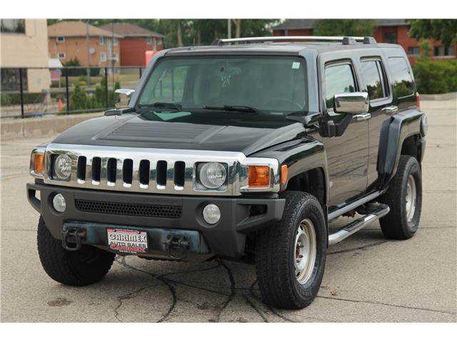 2007 Hummer H3 SUV Base (Stk: 1907299) in Waterloo - Image 1 of 26