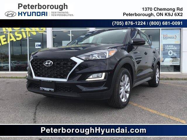 2019 Hyundai Tucson Preferred (Stk: H11956) in Peterborough - Image 1 of 7
