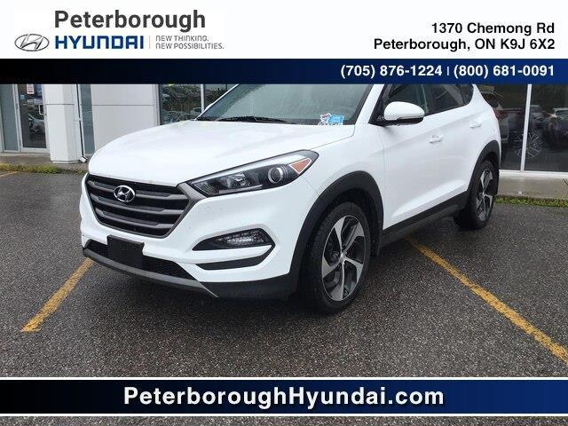 2016 Hyundai Tucson Premium 1.6 (Stk: HP0126) in Peterborough - Image 1 of 18