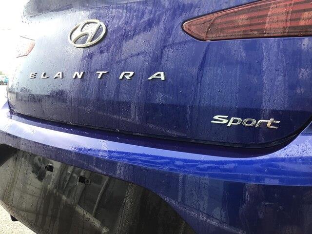 2019 Hyundai Elantra Sport (Stk: H12089) in Peterborough - Image 4 of 12