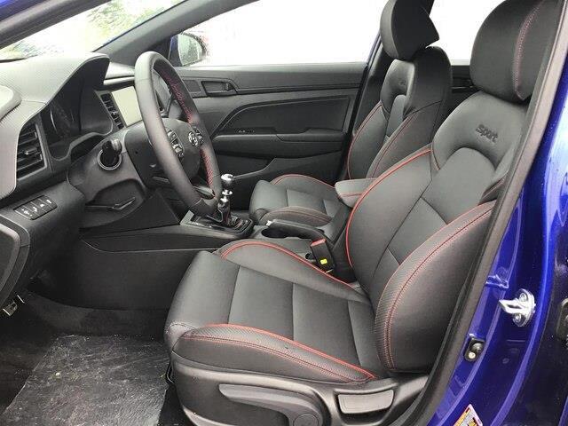 2019 Hyundai Elantra Sport (Stk: H12089) in Peterborough - Image 5 of 12