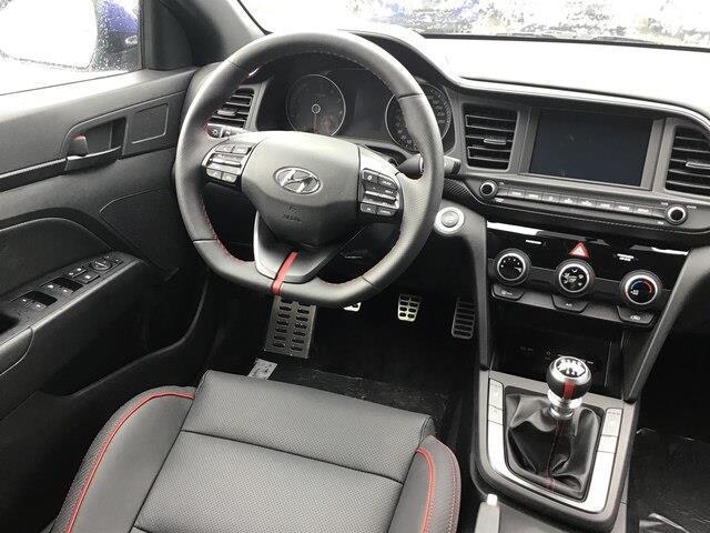 2019 Hyundai Elantra Sport (Stk: H12089) in Peterborough - Image 6 of 12