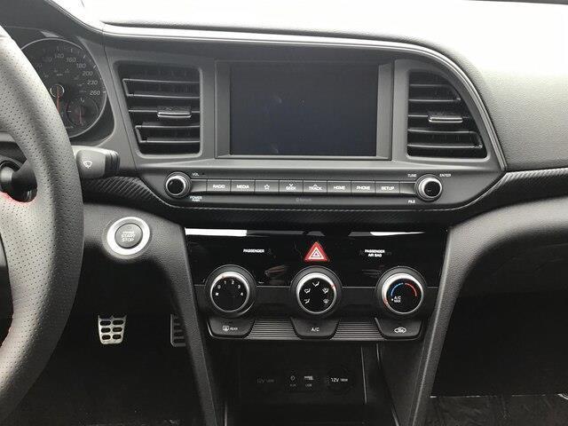 2019 Hyundai Elantra Sport (Stk: H12089) in Peterborough - Image 8 of 12