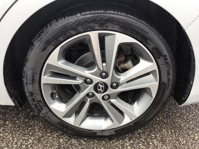 2017 Hyundai Elantra Limited (Stk: HP0128) in Peterborough - Image 10 of 10