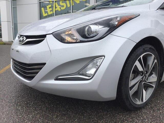 2014 Hyundai Elantra Limited (Stk: HP0129) in Peterborough - Image 3 of 10
