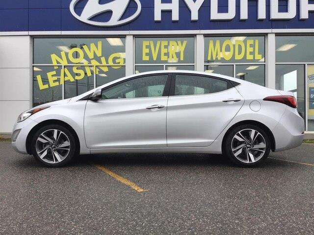 2014 Hyundai Elantra Limited (Stk: HP0129) in Peterborough - Image 4 of 10