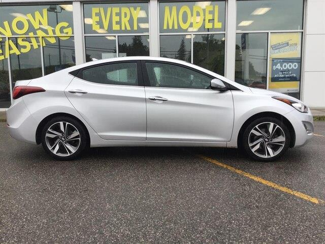 2014 Hyundai Elantra Limited (Stk: HP0129) in Peterborough - Image 7 of 10