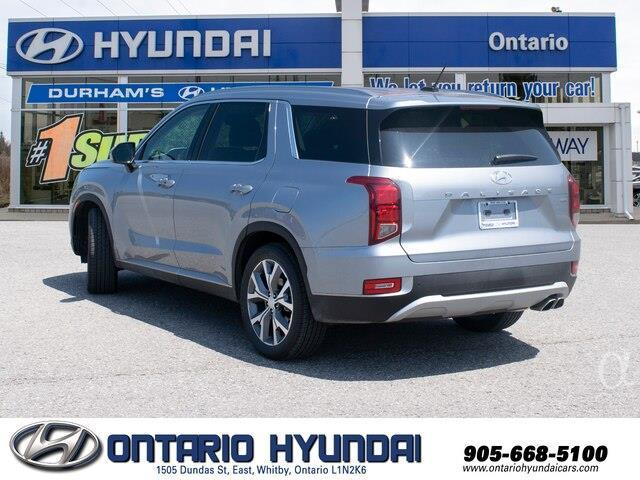 2020 Hyundai Palisade Preferred (Stk: 029061) in Whitby - Image 7 of 21