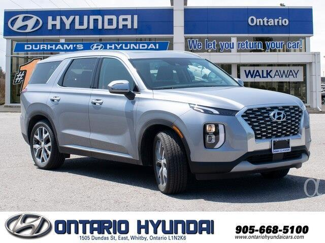 2020 Hyundai Palisade Preferred (Stk: 029061) in Whitby - Image 9 of 21