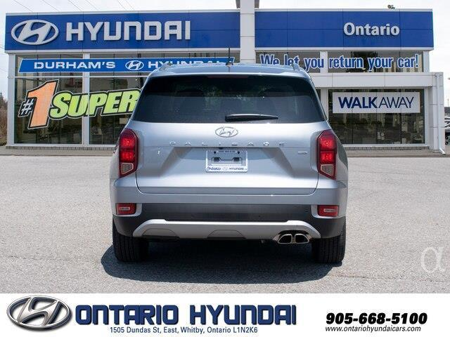 2020 Hyundai Palisade Preferred (Stk: 029061) in Whitby - Image 18 of 21