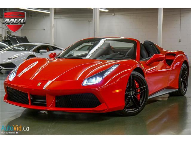 2019 Ferrari 488  (Stk: ) in Oakville - Image 3 of 43