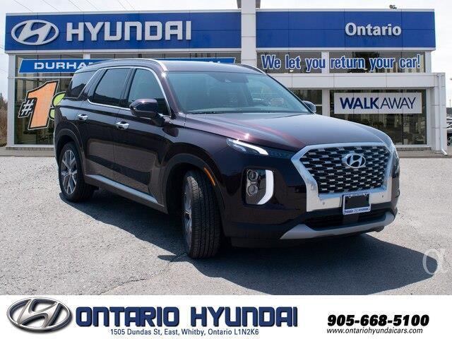 2020 Hyundai Palisade  (Stk: 035081) in Whitby - Image 9 of 21