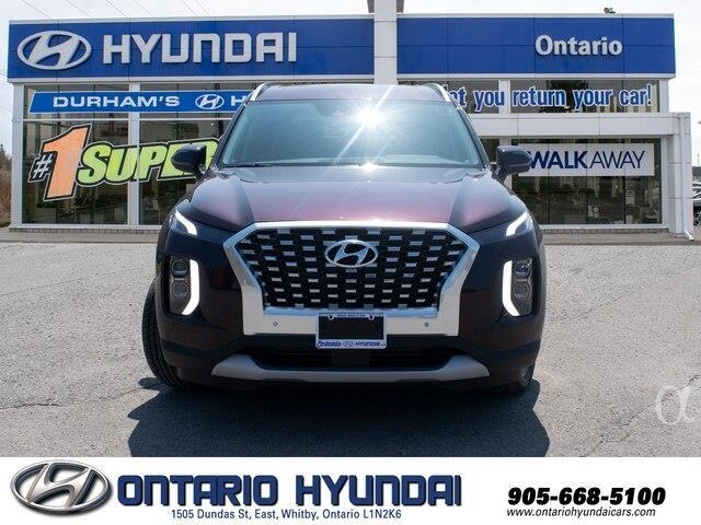 2020 Hyundai Palisade  (Stk: 035081) in Whitby - Image 17 of 21