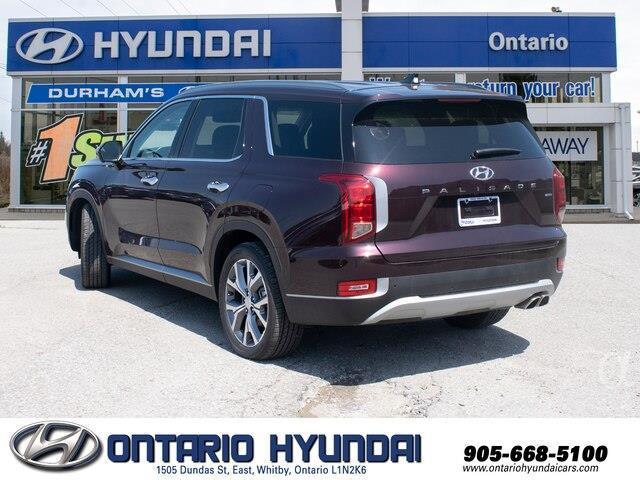 2020 Hyundai Palisade  (Stk: 031352) in Whitby - Image 7 of 21