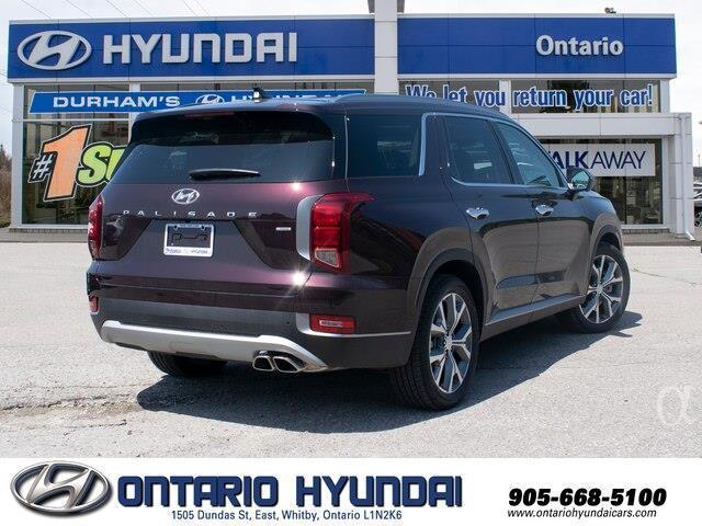 2020 Hyundai Palisade  (Stk: 031352) in Whitby - Image 8 of 21