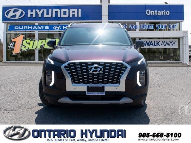 2020 Hyundai Palisade  (Stk: 031352) in Whitby - Image 17 of 21