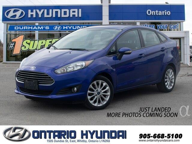 2014 Ford Fiesta SE (Stk: 98435K) in Whitby - Image 1 of 1