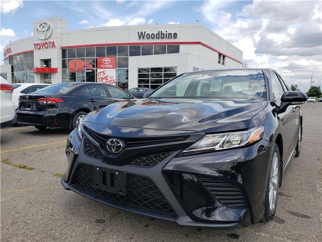 2019 Toyota Camry SE (Stk: 9-810) in Etobicoke - Image 1 of 11
