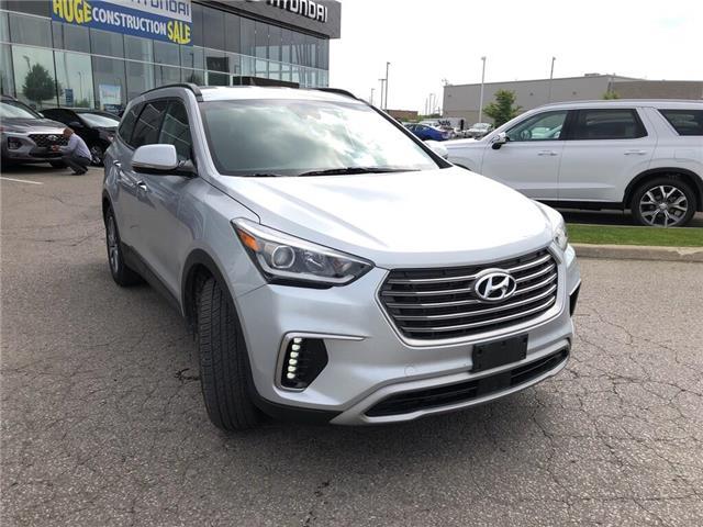 2019 Hyundai Santa Fe XL Preferred (Stk: KM8SND) in Brampton - Image 8 of 20