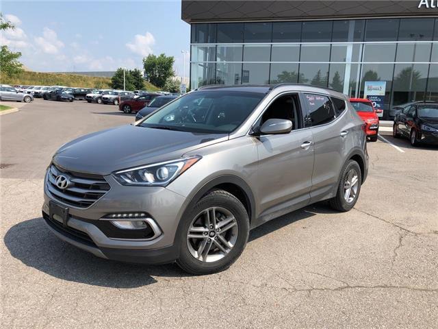 2018 Hyundai Santa Fe Sport Premium (Stk: 5XYZUD) in Brampton - Image 2 of 18