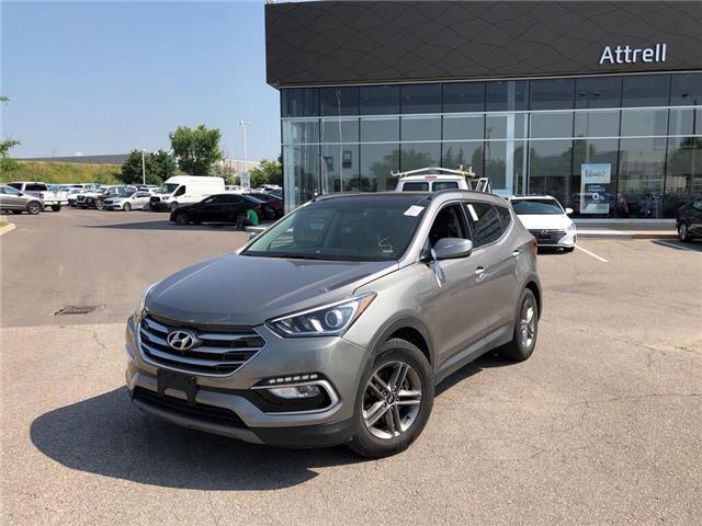2018 Hyundai Santa Fe Sport Luxury (Stk: 5NMZUD) in Brampton - Image 1 of 21