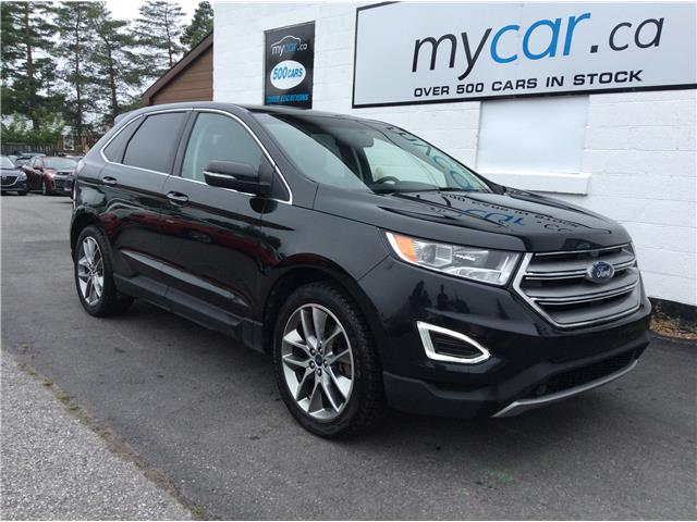 2015 Ford Edge Titanium (Stk: 191091) in Richmond - Image 1 of 21