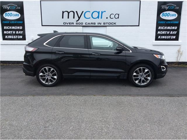2015 Ford Edge Titanium (Stk: 191091) in Richmond - Image 2 of 21