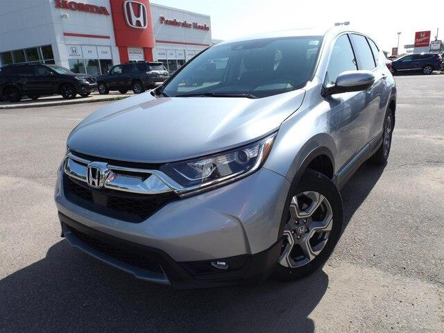 2019 Honda CR-V EX (Stk: 19325) in Pembroke - Image 1 of 30