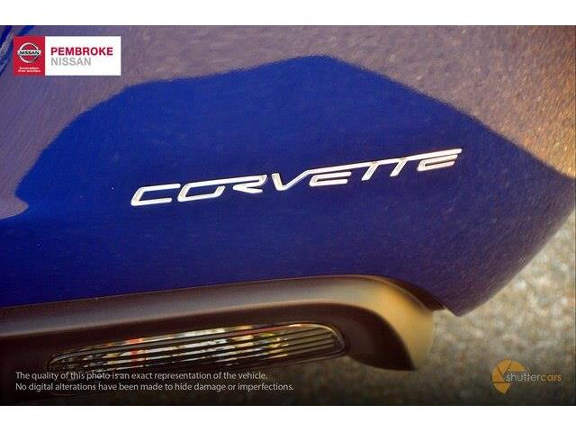 2007 Chevrolet Corvette Base (Stk: 20001A) in Pembroke - Image 6 of 20