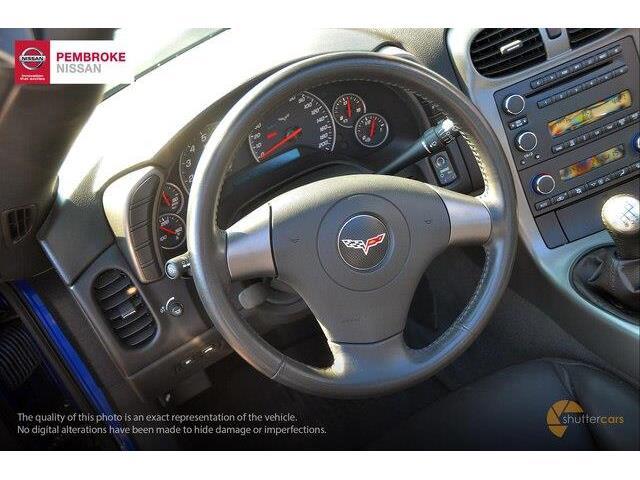 2007 Chevrolet Corvette Base (Stk: 20001A) in Pembroke - Image 12 of 20