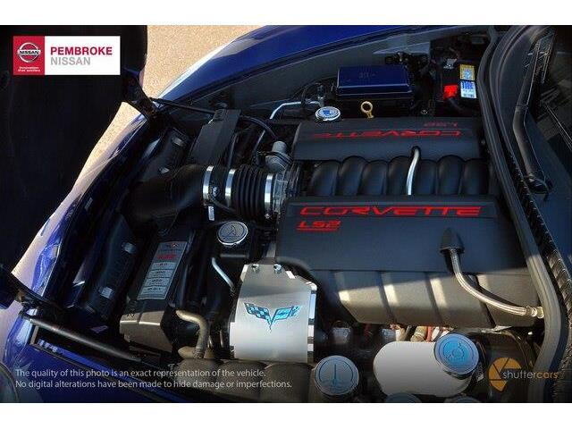 2007 Chevrolet Corvette Base (Stk: 20001A) in Pembroke - Image 19 of 20
