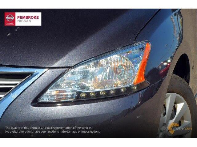 2015 Nissan Sentra  (Stk: 19022A) in Pembroke - Image 7 of 20