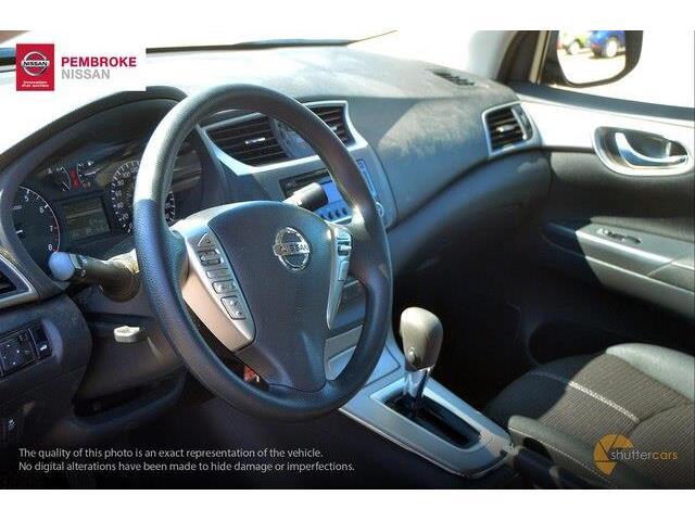 2015 Nissan Sentra  (Stk: 19022A) in Pembroke - Image 9 of 20