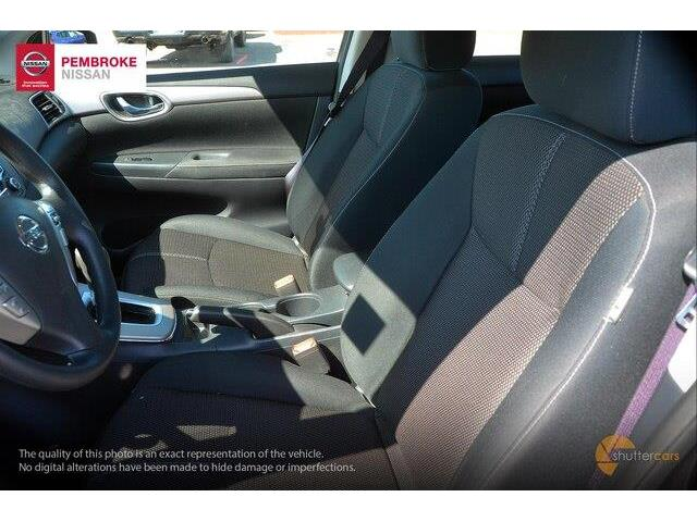 2015 Nissan Sentra  (Stk: 19022A) in Pembroke - Image 10 of 20