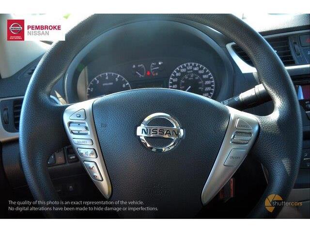 2015 Nissan Sentra  (Stk: 19022A) in Pembroke - Image 11 of 20