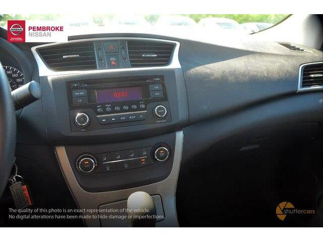 2015 Nissan Sentra  (Stk: 19022A) in Pembroke - Image 13 of 20