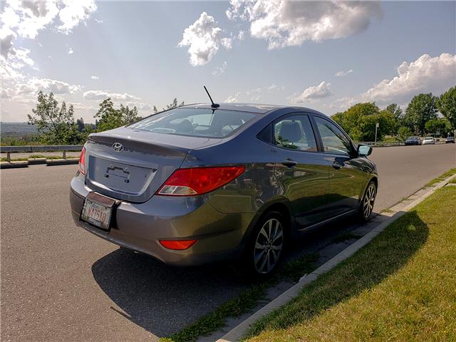 2015 Hyundai Accent GLS (Stk: W0253) in Calgary - Image 24 of 26