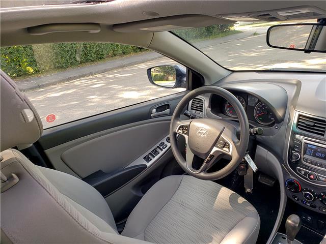 2015 Hyundai Accent GLS (Stk: W0253) in Calgary - Image 19 of 26