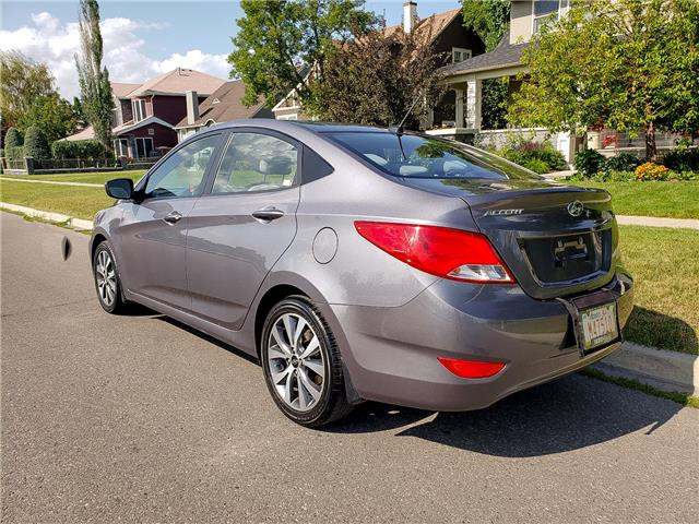 2015 Hyundai Accent GLS (Stk: W0253) in Calgary - Image 22 of 26