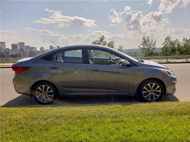2015 Hyundai Accent GLS (Stk: W0253) in Calgary - Image 25 of 26